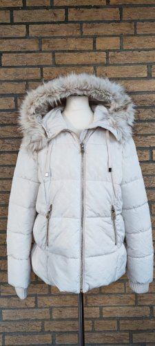 Guess Winter Jacket cream-oatmeal