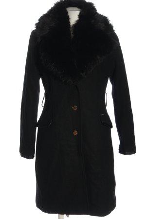 Guess Winter Coat black casual look