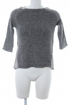 Guess Wool Sweater grey casual look