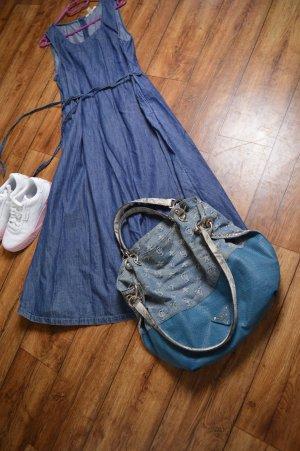 Guess wunderschöne Jeans Beutel Tasche