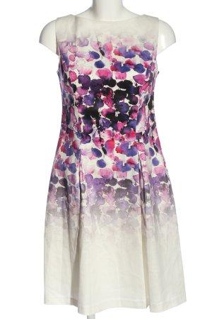 Guido Maria Kretschmer A-Linien Kleid abstraktes Muster Casual-Look