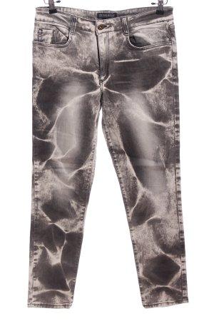 Guido Maria Kretschmer Spodnie z pięcioma kieszeniami jasnoszary W stylu casual