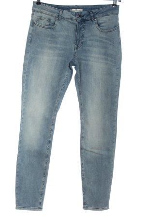 Guido Maria Kretschmer High Waist Jeans blau Casual-Look