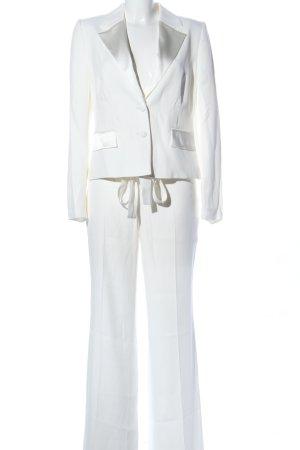 Guido Maria Kretschmer Trouser Suit white elegant