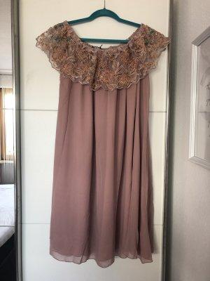 Guido Maria Kretschmer Midi Dress multicolored