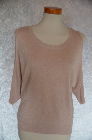 Guido Maria Kretschmer Pullover cut outs, rose in Gr. 42