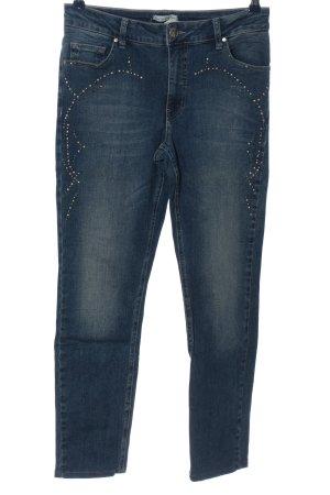 Guido Maria Kretschmer Straight-Leg Jeans blau Casual-Look