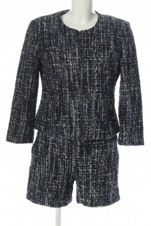 Guido Maria Kretschmer Ensemble en tricot imprimé allover style d'affaires