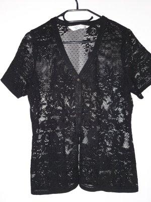 Dorothy Perkins Short Sleeved Blouse black