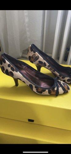 Giuseppe Zanotti Zapatos de punta multicolor
