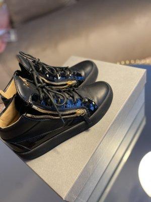Guiseppe Zanotti Sneaker, Schwarz, NP: 575,- €
