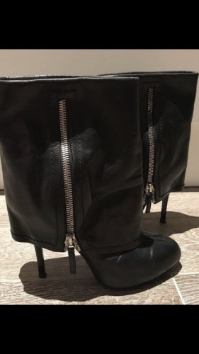 Guiseppe Zanotti Stiefel 39 schwarz  Luxus