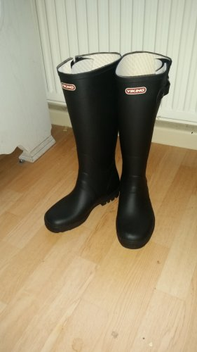 Viking Wellies black