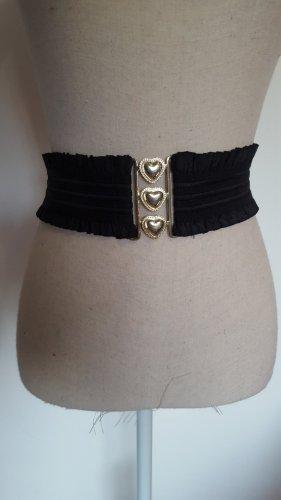 Fabric Belt black