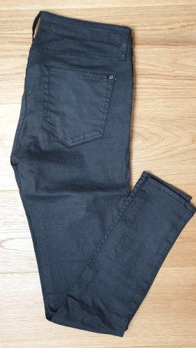 Gummierte Jeans, Mango, Gr. 40