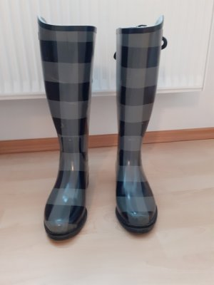 Killah Wellies black-grey