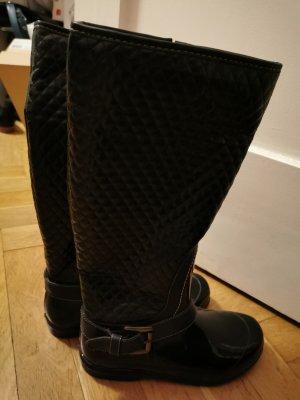 Gumowe buty czarny