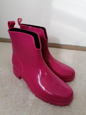 Gummistiefel Damen Pink Rosa Magenta 37