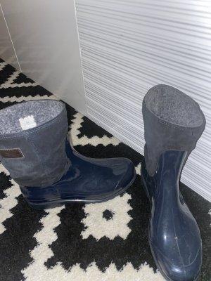 Marc O'Polo Botas de agua azul oscuro