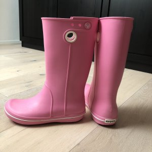 Crocs Wellies pink