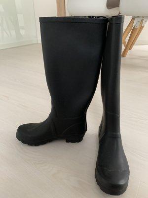 H&M Botas de agua negro