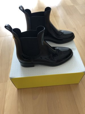 Lemon Jelly Booties black polyamide