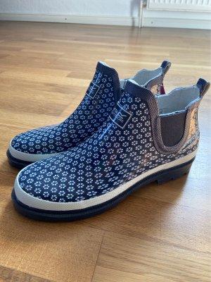 Regatta Wciągane buty za kostkę biały-niebieski