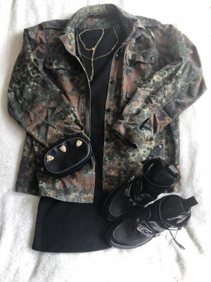Gurlscrime Camouflage Jacke