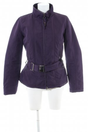 Guru Outdoor Jacket lilac casual look