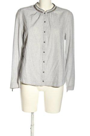 Gustav Shirt Blouse light grey casual look