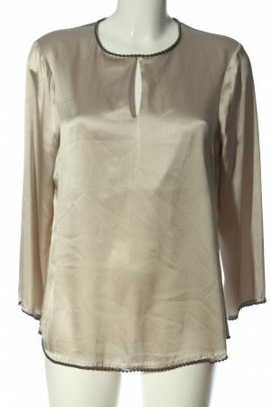 Gustav Long Sleeve Blouse gold-colored casual look
