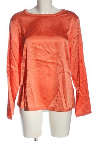 Gustav Long Sleeve Blouse light orange casual look