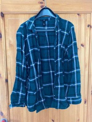 Devided von H&M Shirt Blouse dark green