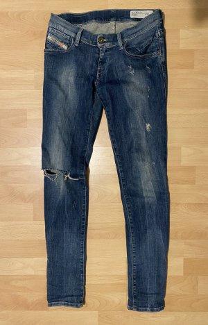 Gut erhaltene Diesel Jeans