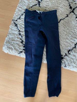 Pantalon d'équitation bleu foncé