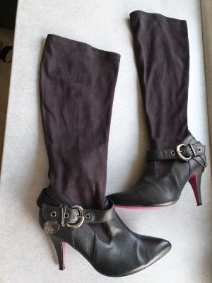 s.Oliver Stretch Boots black