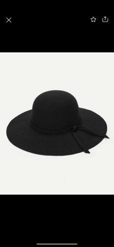 SheIn Sombrero de fieltro negro