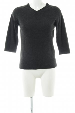 Guy Laroche Wollpullover schwarz Casual-Look