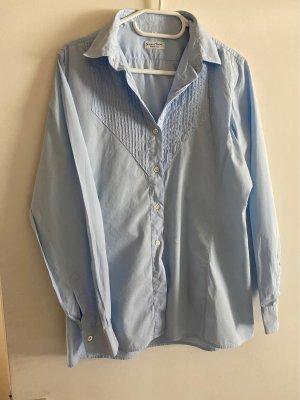 Guy Rover Long Sleeve Blouse azure
