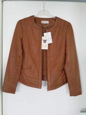 Gweih & Silk Lederjacke NEU € 299,00
