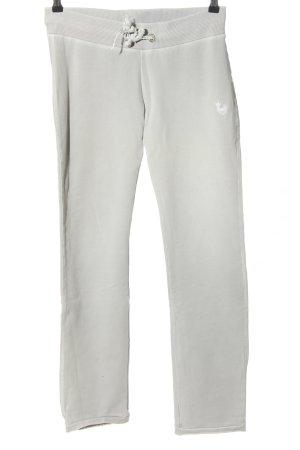gwynedds Spodnie sportowe jasnoszary W stylu casual