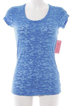 gwynedds T-Shirt blau-hellblau Casual-Look