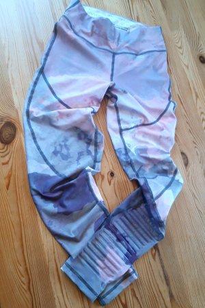Gym Leggings High Waist Camouflage khaki rose' Gr S von Swedish Fall