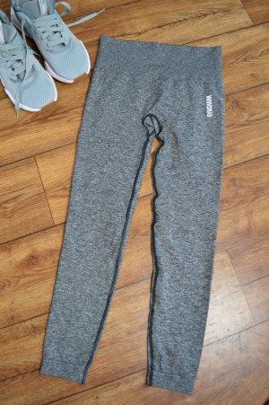 Gymshark Adapt Marl Seamless Leggings Gr. 36 schwarz