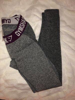 GYMSHARK Leggings gris