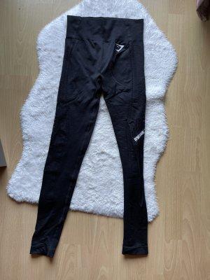 GYMSHARK Spodnie sportowe czarny