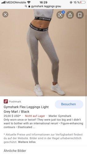 GYMSHARK Legging gris clair