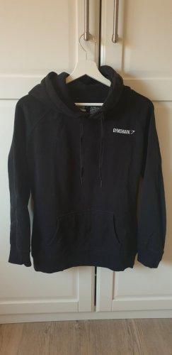 GYMSHARK Maglione di lana nero