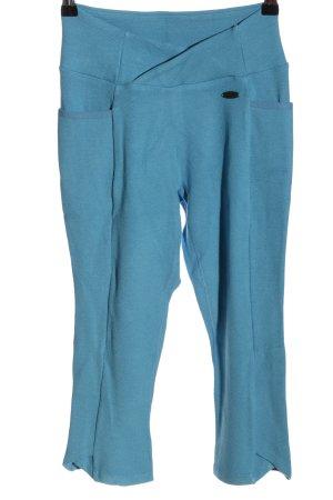 GYMSHARK Sportbroek blauw casual uitstraling
