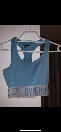 GYMSHARK Sports Tank cornflower blue